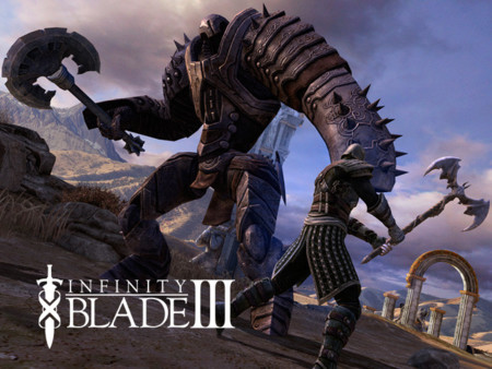 Infinity Blade: Origins, así es la introducción dirigida por Ben Hibon de Ia nueva entrega de la saga