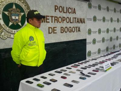 Bloquear el IMEI de los celulares robados no sirve, asegura la Fiscalía de Colombia