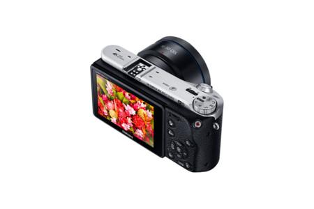 Samsung Nx500 Mirrorless Aps C 4