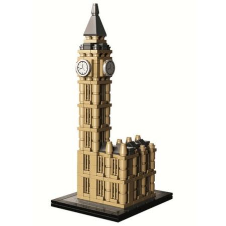 LEGO Big Ben, para celebrar el jubileo en casa