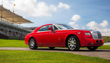 Rolls Royce Phantom Coupé Al Adiyat