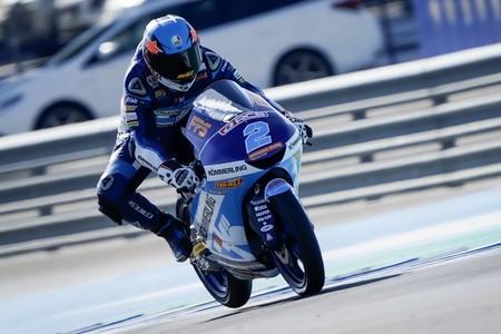 Rodrigo Catar Moto3 2020