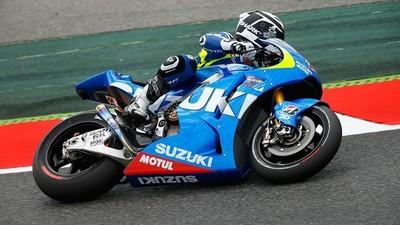 Jorge Lorenzo manda también en los test oficiales de Catalunya con debut de la Suzuki