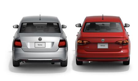 Volkswagen Vento 2021 Vs Virtus Mexico Cual Es Mejor 6