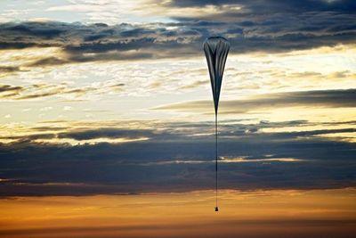 Red Bull Stratos: Fotografías con alas desde la estratosfera