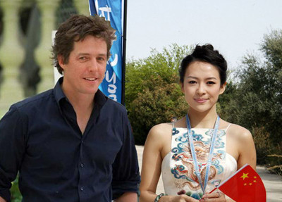 Hugh Grant y Zhang Ziyi en 'Lost For Words', una especie de 'Lost in Translation'