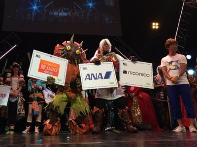 México es campeón de la World Cosplay Summit 2015