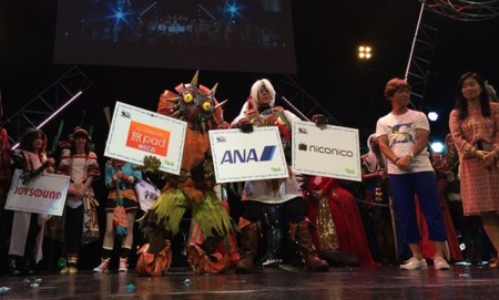 México es campeón de la World Cosplay Summit 2015