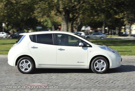 Nissan Leaf, Coche del año 2011