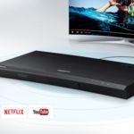 El primer reproductor Blu-ray UHD de Samsung llega a España con un precio algo mayor del esperado