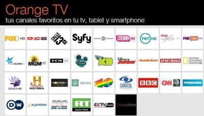 Orange abre su televisión multidispositivo a clientes que solo tengan conexión móvil