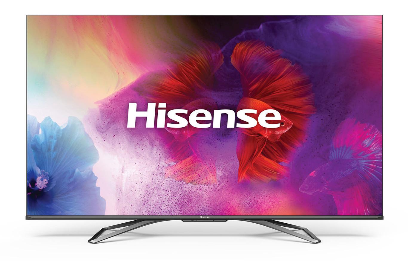 Hisense presenta sus nuevos televisores ULED y da detalles sobre el XD9G,  el primer televisor con doble panel LCD