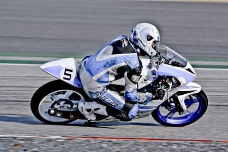 PreMoto3 participante del Motostudent por Juan Borrego Delgado, Universidad de Huelva (I)