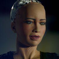Sophia se convierte en el primer robot real en protagonizar un corto (junto a Evan Rachel Wood y al más puro estilo 'Westworld')