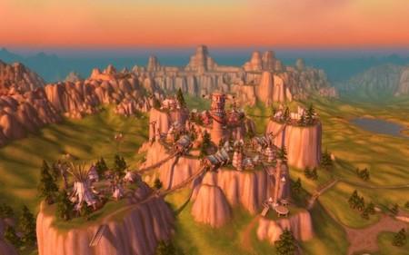 World of Warcraft a vista de pájaro es más bonito de lo que nos imaginamos