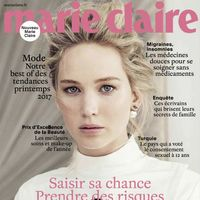Marie Claire Francia: Jennifer Lawrence