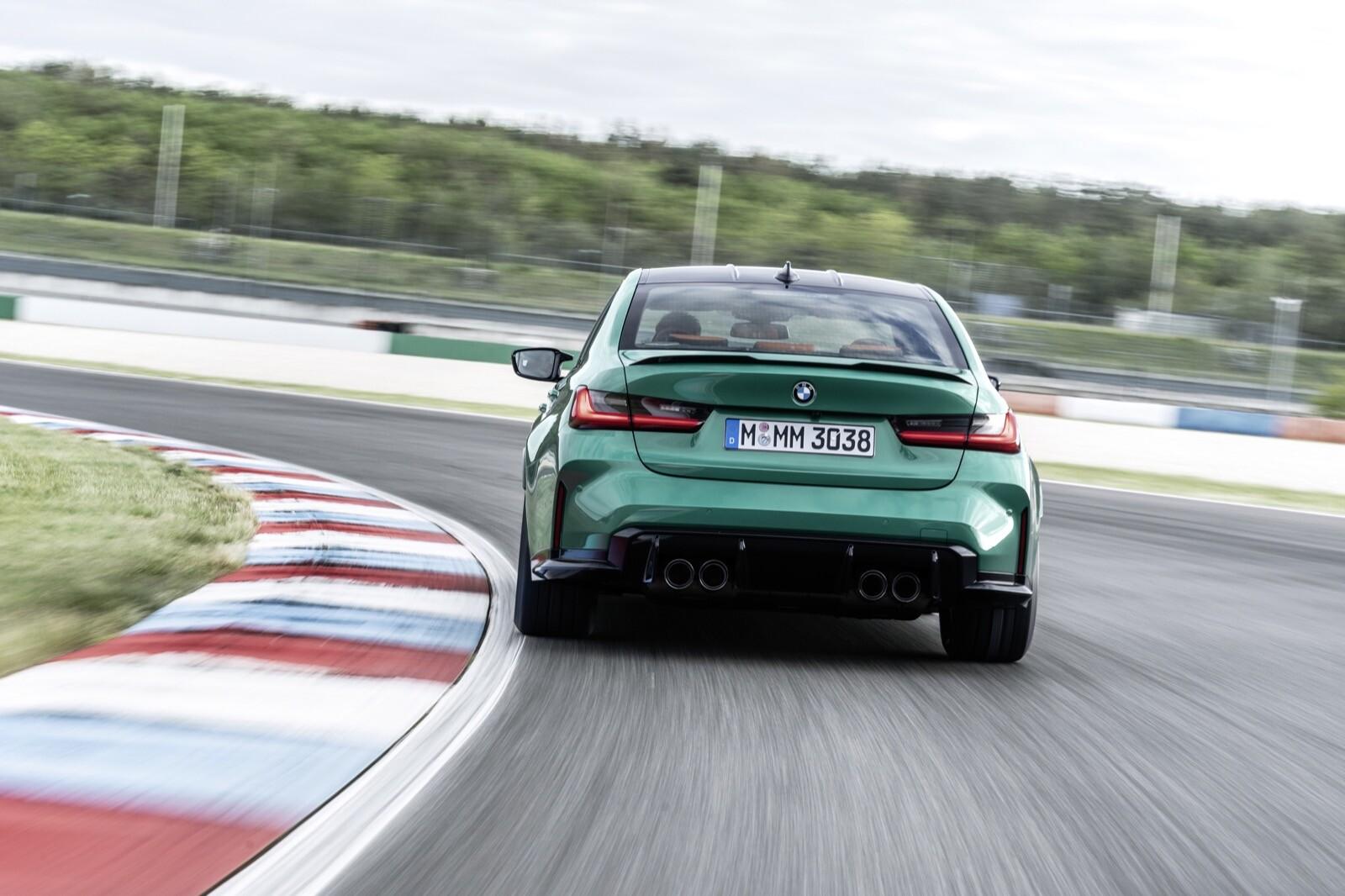 Foto de BMW M3 Competition 2021 (39/40)