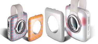 Un reproductor MP3 que entra por los ojos