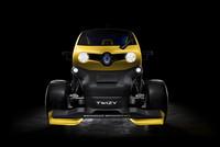 Twizy + KERS + F1 = Twizy Renault Sport F1