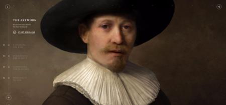 """Arte y software se alían para """"imitar"""" a Rembrandt. Y no es su primera vez"""