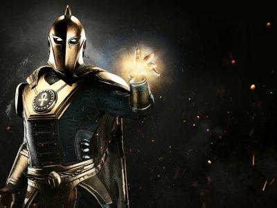 Doctor Destino y sus poderes mágicos se unirán a Injustice 2