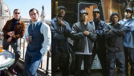 Taquilla USA | La operación U.N.C.L.E. fracasa contra los raperos de N.W.A.