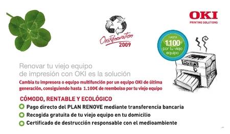 Oki Plan Renove 2009
