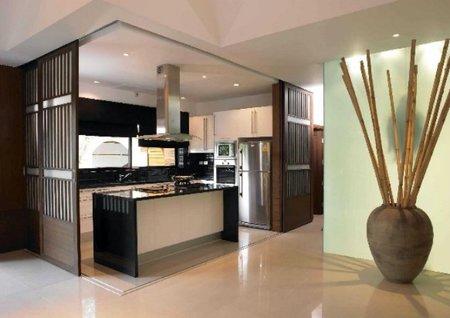 Una cocina diseñada por Bondian Design