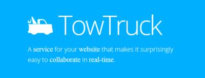 Colabora en una página web en tiempo real con TowTruck de Mozilla
