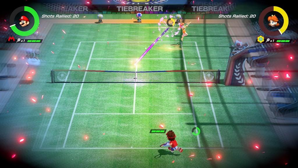 Mario Tennis Aces 08