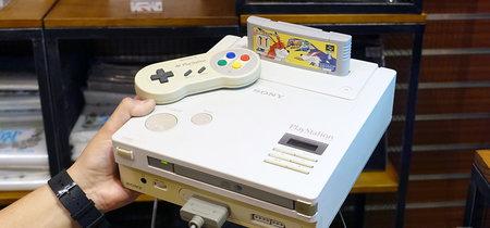 Sabíamos que la  Nintendo Playstation era real y funcionaba... pero ahora también lee juegos en CD
