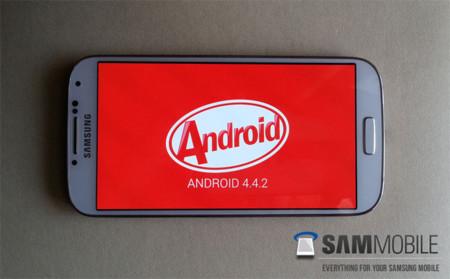 Samsung Galaxy S4 recibe Android 4.4.2 (KitKat) en España