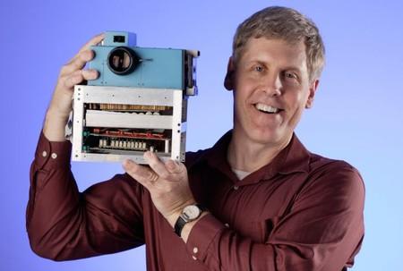 Steve Sasson y la primera cámara de fotos digital