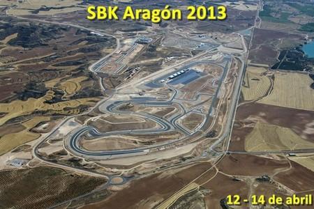 Superbikes Aragón 2013: dónde verlo por televisión
