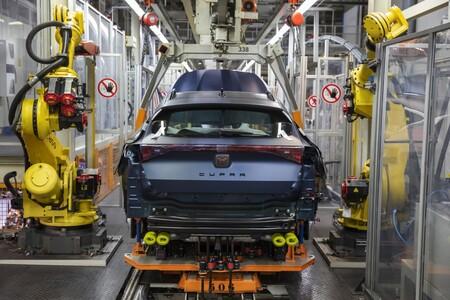 El CUPRA Formentor ya se produce en Martorell: el SUV deportivo de 310 CV es el primero, pero habrá seis motores más para escoger