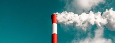 Extractores de CO2 atmosférico: así funciona la tecnología que necesitaremos para luchar contra el cambio climático