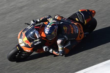 Brad Binder Moto Test Jerez 2017