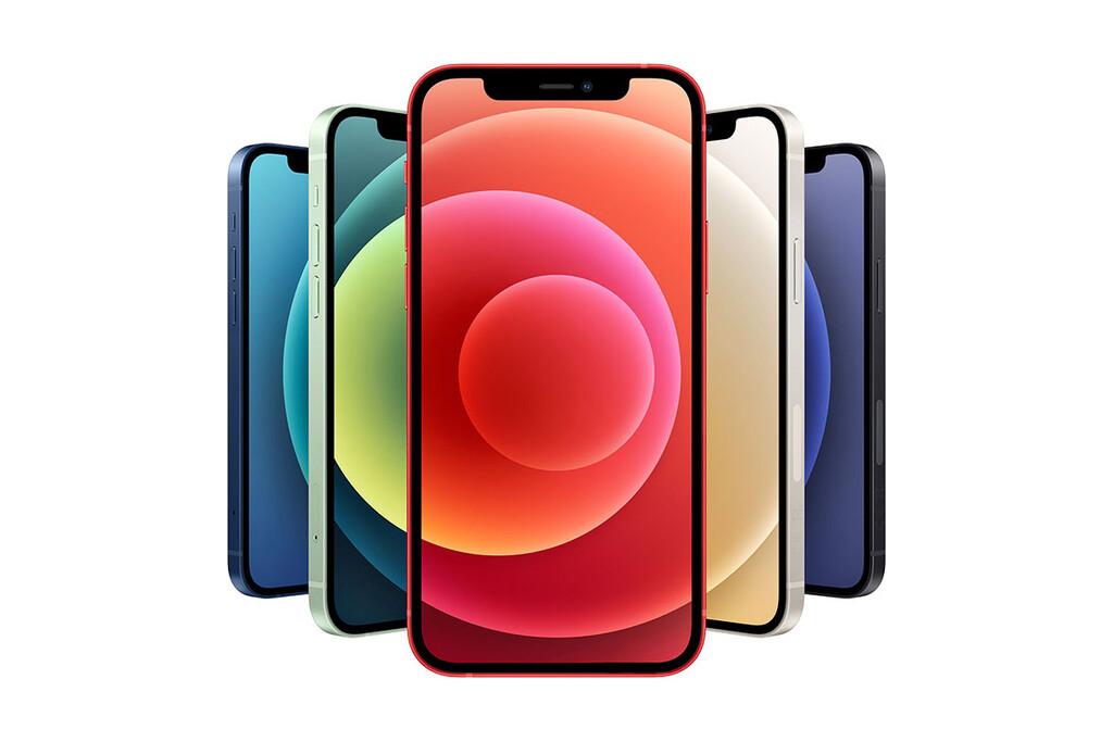 iPhone doce Mini, comparativa: así queda frente a otros celulares 5G