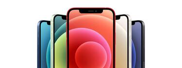 """iPhone 12 Mini, comparativa: así queda frente a otros móviles 5G """"compactos"""" de gama alta Android"""
