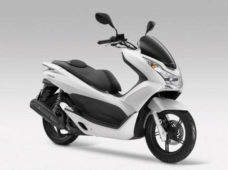 Honda PCX, ya a la venta
