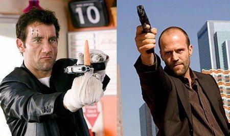 Clive Owen y Jason Statham en 'Killer Elite'