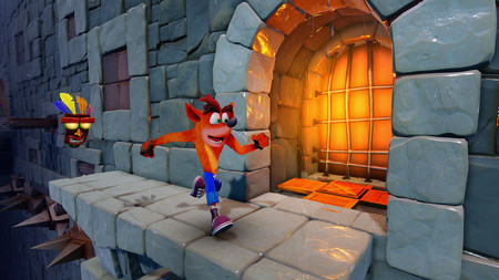 Crash Bandicoot N. Sane Trilogy recibe un nivel gratuito e inédito que fue eliminado del Crash original