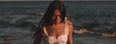 De triángulo, sin tirantes, con aro... este es el top de bikini que más favorece dependiendo del pecho