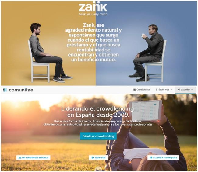 Zank Y Comunitae Fintech