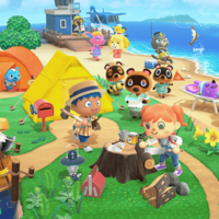 Ahora podemos tropezar en Animal Crossing: New Horizons, y los minijuegos de la comunidad están siendo más divertidos así