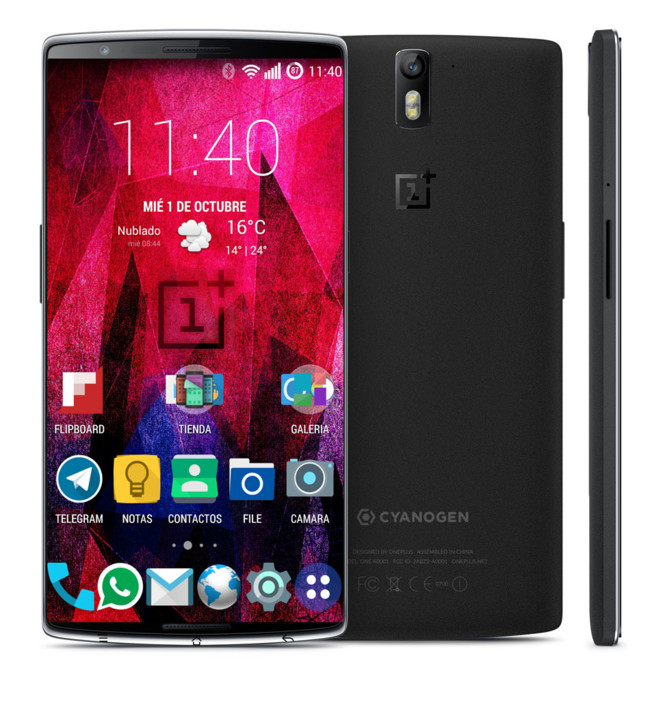 Oneplus Two 1