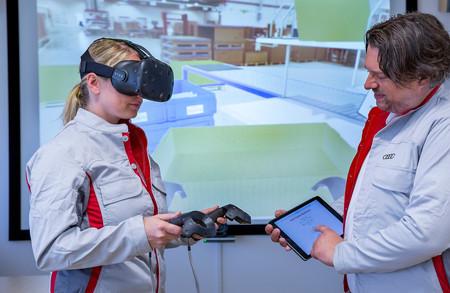 Audi Realidad Virtual 1