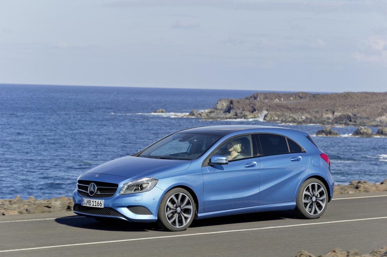 Foto de Mercedes-Benz Clase A 2012 (57/67)
