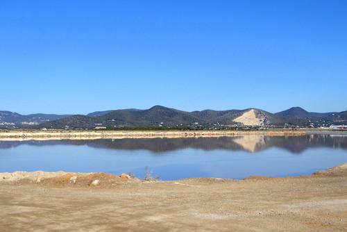 Parque Natural de las Salinas de Ibiza y Formentera