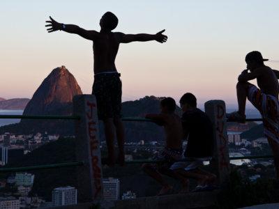 """""""Joy and Pain in the City"""", la realidad de la favela más grande de Brasil"""